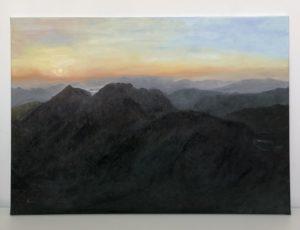 Himalája olajfestmény